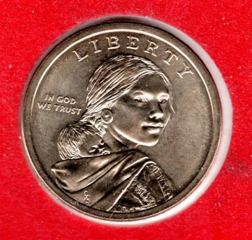 2016 D Native American & Sacagawea Dollars: Code Talkers from World War I and II