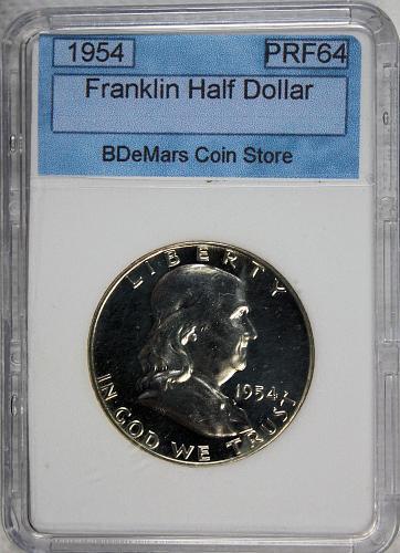 1954 Franklin Half Dollar ***PROOF***