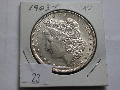 1903 P nice coin  [23 ]