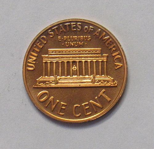 1969 S Proof Lincoln Memorial Cent