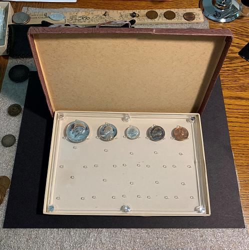1964 U.S. Mint 90% Silver Proof Set