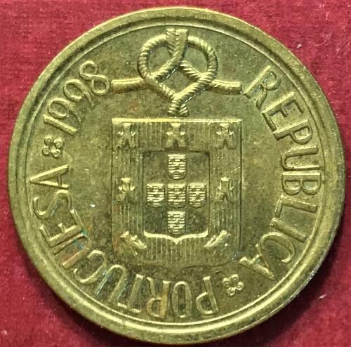 Portugal 1998 - 10 Escudos