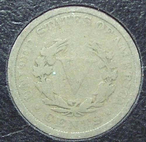1894 Liberty Head Nickel G4 #0109