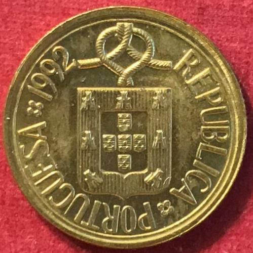 Portugal 1992 - 1 Escudo [#2]