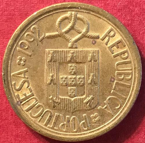 Portugal 1992 - 10 Escudos