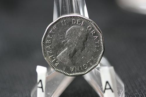 1957 Canada 5 Cent