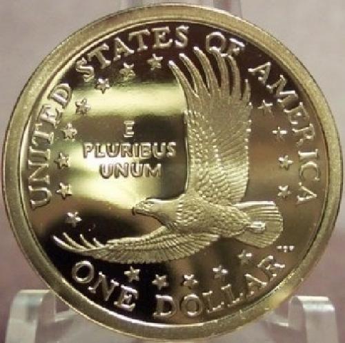 2000-S DCAM Proof Sacagawea Dollar PF65 #0136