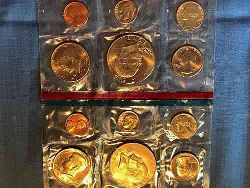 U.S. Mint Set 1977