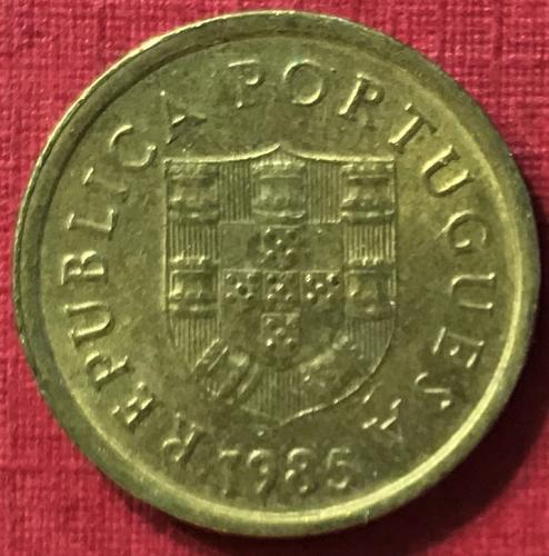 Portugal 1985 - 1 Escudo