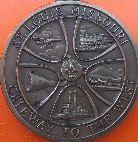 1970 ANA Medal 🏅: St. Louis, Mo.