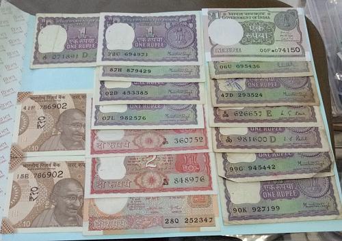 India mix grade variety ..17..Notes..