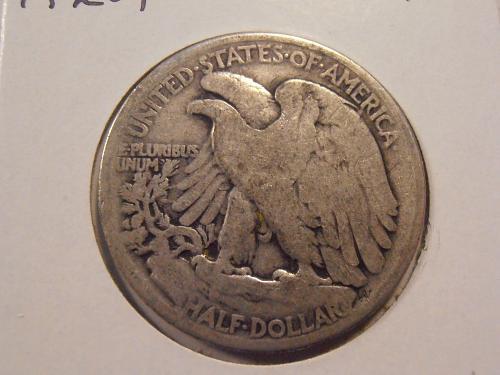 1920 P Walking Liberty Half Dollar (20P1)