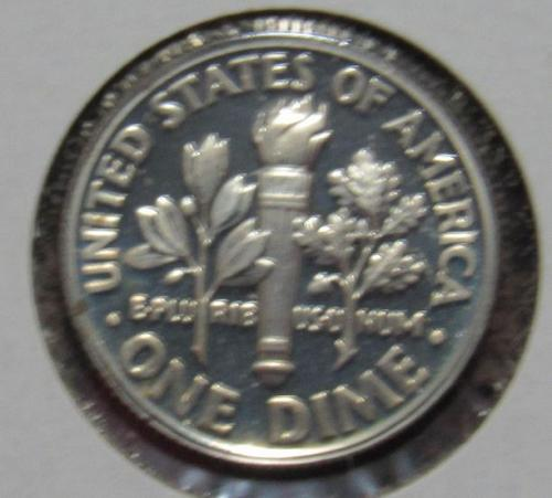 1992 S Roosevelt Dime Silver Proof