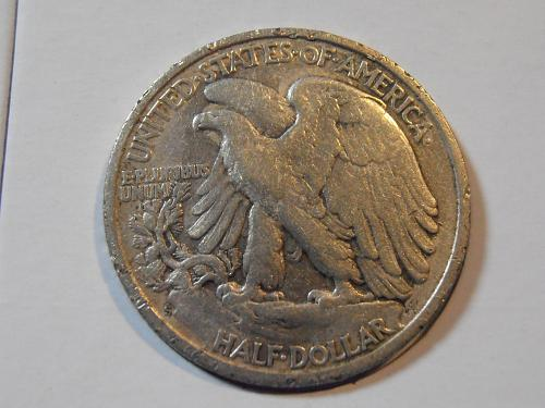 1946 S Walking Liberty Silver Half Dollar (46SAC1)