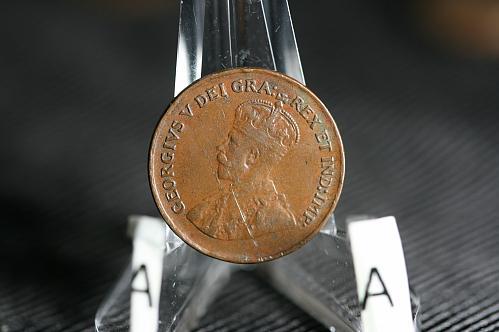 1932 Canada small cent