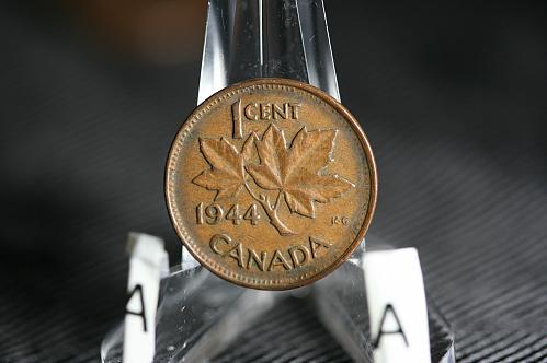 1944 Canada small cent