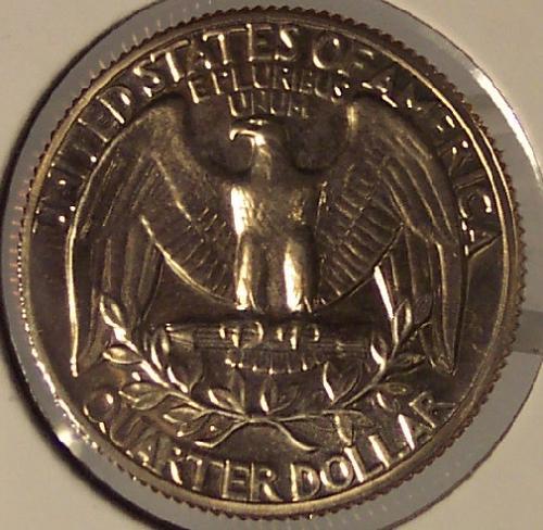 1968-S Proof Washington Quarter PF65 #0308