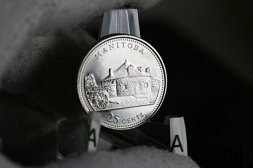 1992 Manitoba 125th Anniversary of confederation