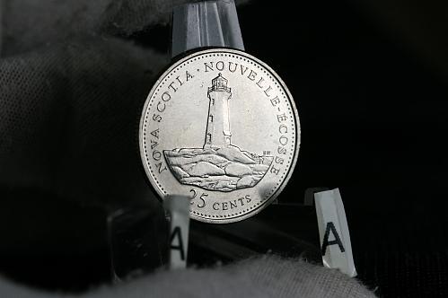 1992 Nova Scotia 125th Anniversary of confederation