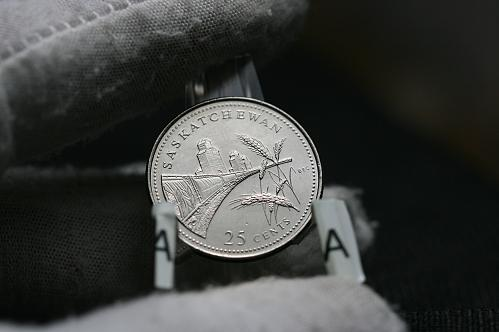 1992  Saskatchewan 125th Anniversary of confederation