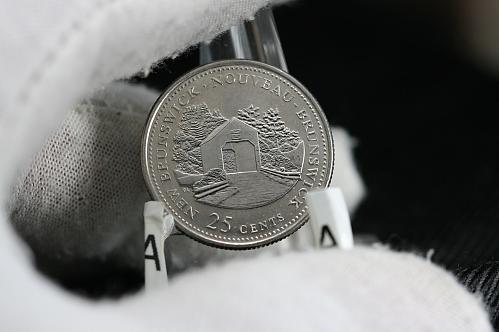 1992  New Brunswick 125th Anniversary of confederation