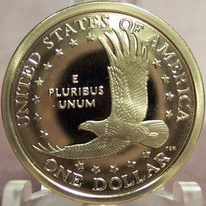 2006-S Proof Sacagawea Dollar DCAM PF65 #0312