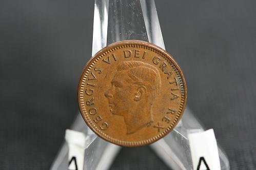 1951  Canada small cent