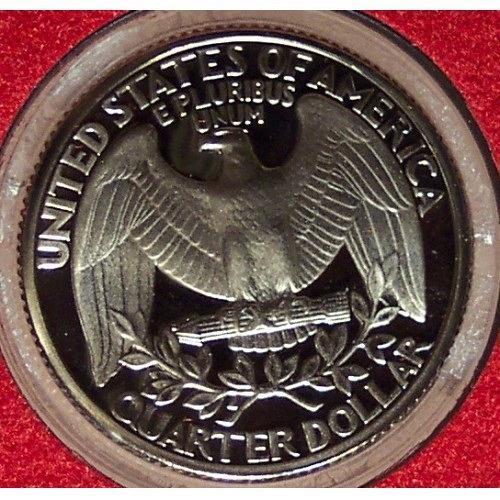 1977-S Proof DCAM Washington Quarter PF65 #0346