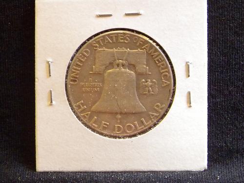 1949 P Franklin Half Dollar