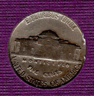1939 P Jefferson Nickels -#4