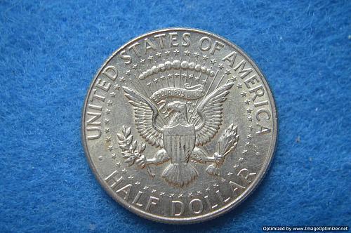 1967 P Kennedy Half Dollars 40% Silver