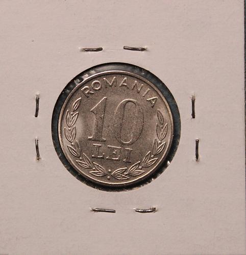 Romania 1993 10 Lei