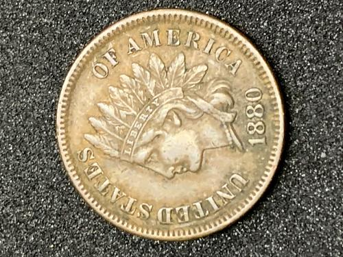 1880 Indian Head Cent Nice coin priced to sell