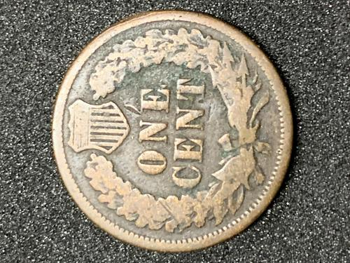 1874 Indian Head Cent. Reduced price 1/25/2021