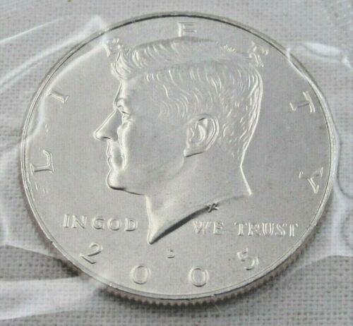 2005  D    KENNEDY HALF DOLLAR