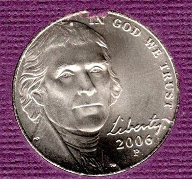 Categories where your listings will appear: 2006 P Jefferson Nickels -#4