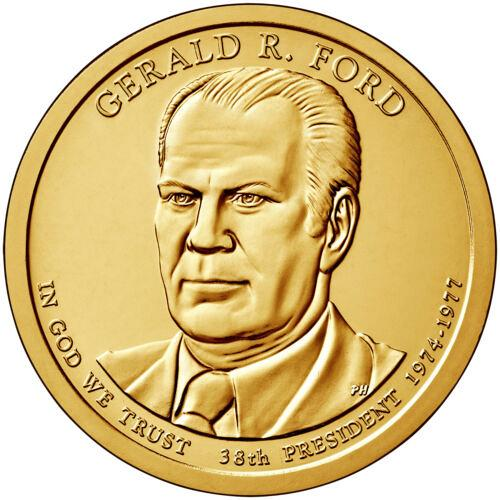 2016  D GERALD FORD