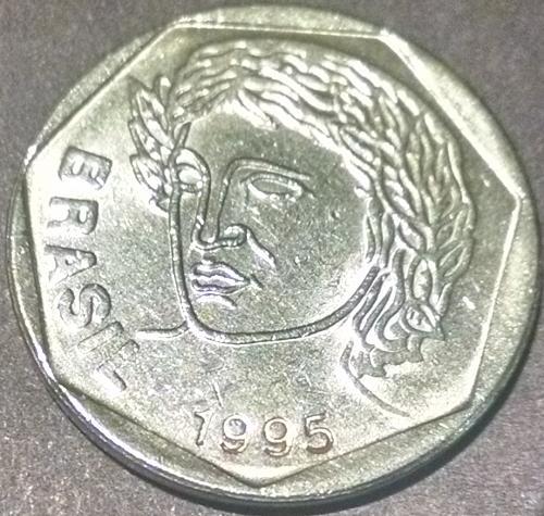 Brazil 25 Centavos 1995