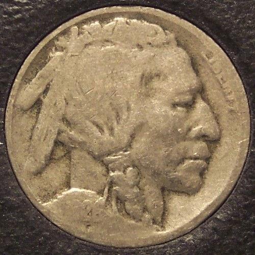 1926-D Buffalo Nickel G4 #0446