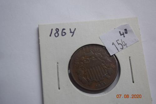 2 cent 1864 [154]
