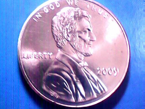 2009 P Lincoln Memorial Cents:Birth And Childhood Kentucky