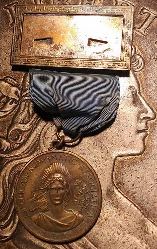 1964 ANA Medal 🏅