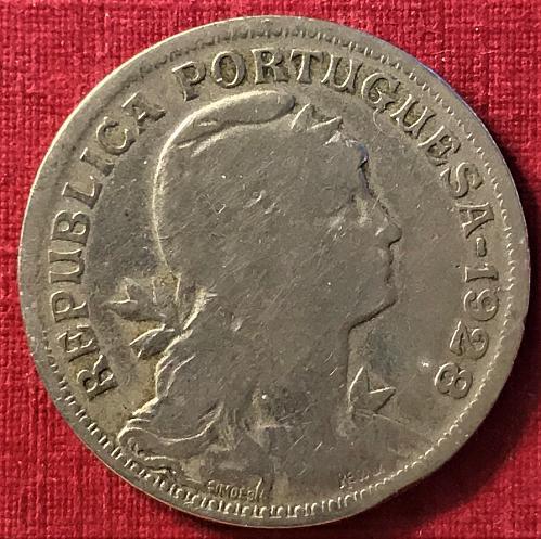 Portugal 1928 - 50 Centavos