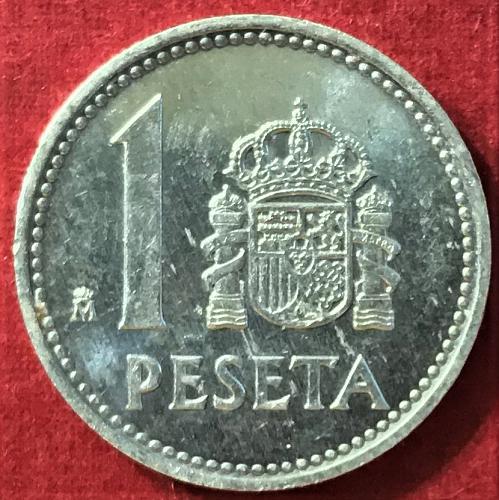 Spain 1987 - 1 Peseta