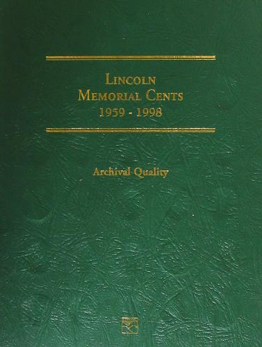 Lincoln Memorial Cents