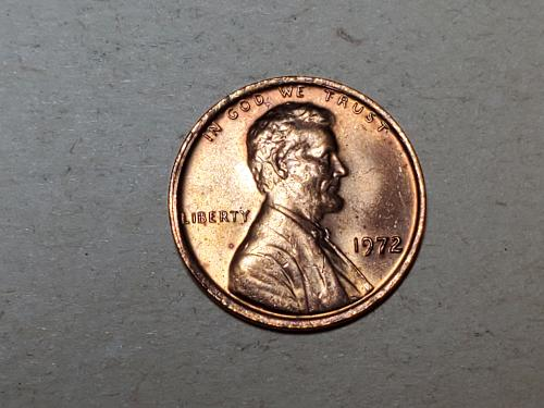 1972 Penny P with Toning Red