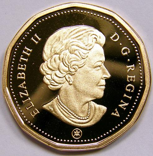 2011 Canada  Dollar Deep Cameo Proof Dcam