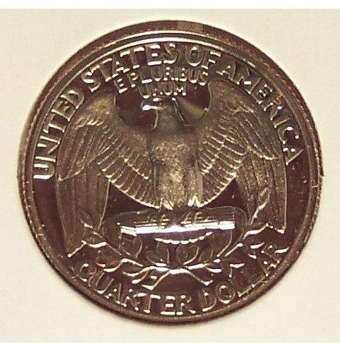 1977-S DCAM Proof Washington Quarter #0687