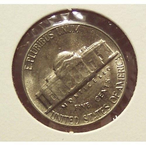 1968-S Jefferson Nickel BU  #0759