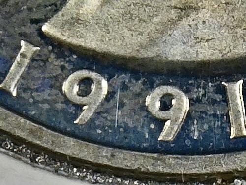 1991 S Washington Quarter